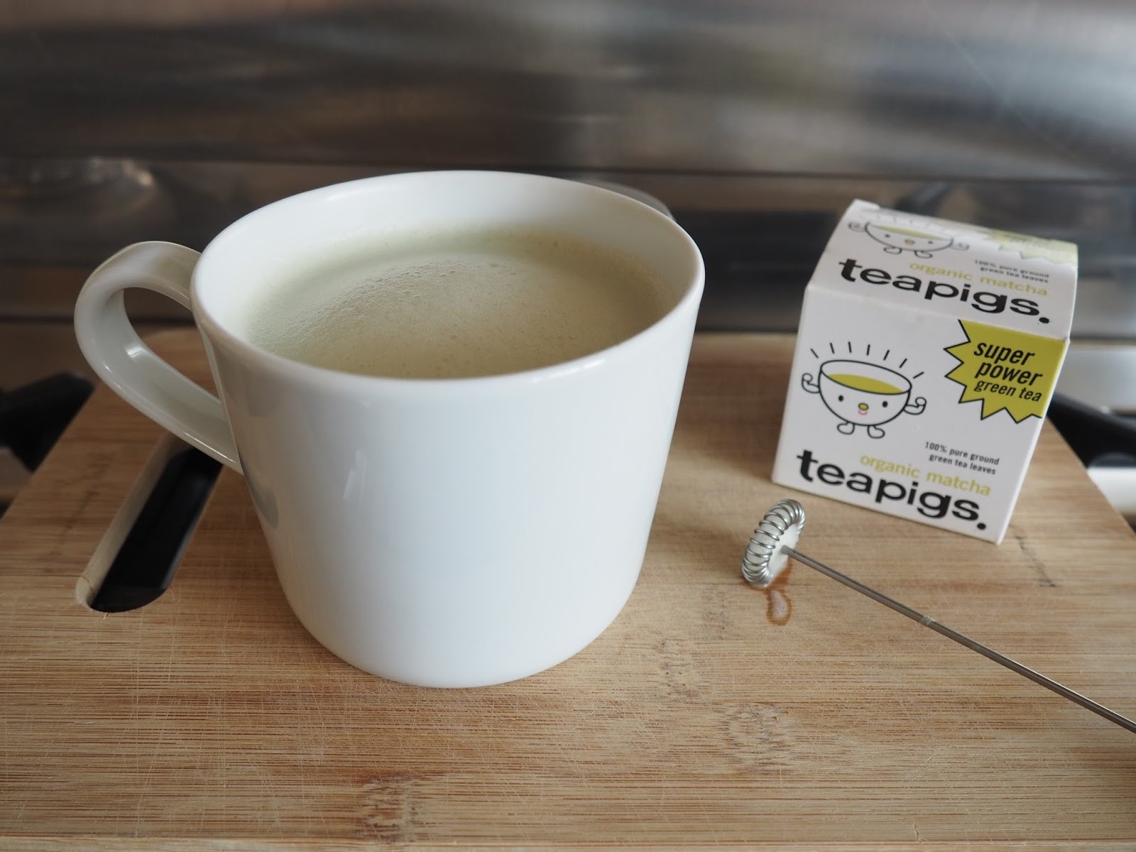 teapigs matcha green tea health