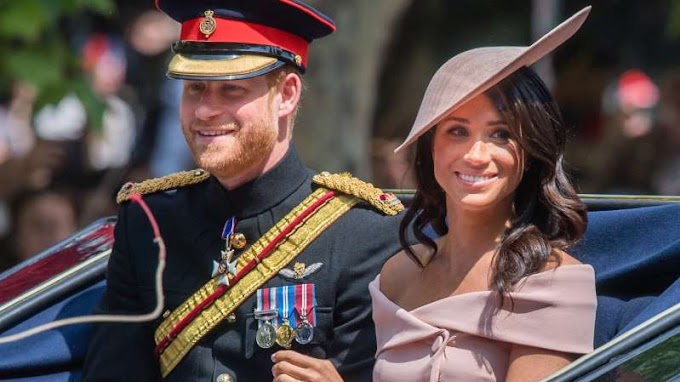 Prince Harry and Meghan Markle to Embark On Fall Tour to Australia, New Zealand & More