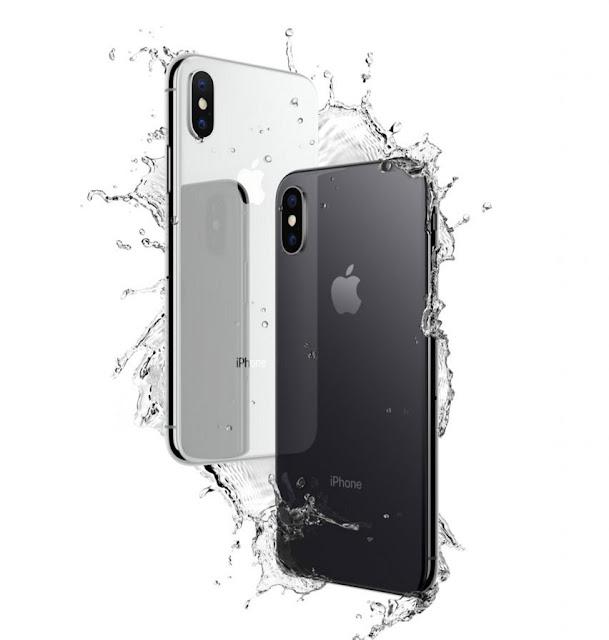 آبل تكشف رسمياً عن هاتفها Apple iPhone X بشاشة OLED وخاصية التعرف على الوجه Face IDآبل تكشف رسمياً عن هاتفها Apple iPhone X بشاشة OLED وخاصية التعرف على الوجه Face ID