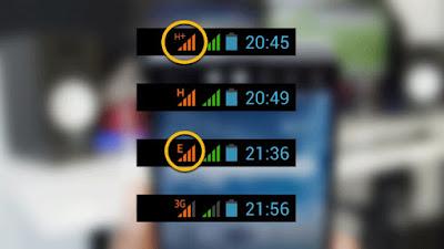 طريقة تقوية إشارة شبكة الهاتف من E الى H أو من H+ إلى 4G لجميع هواتف الأندرويد