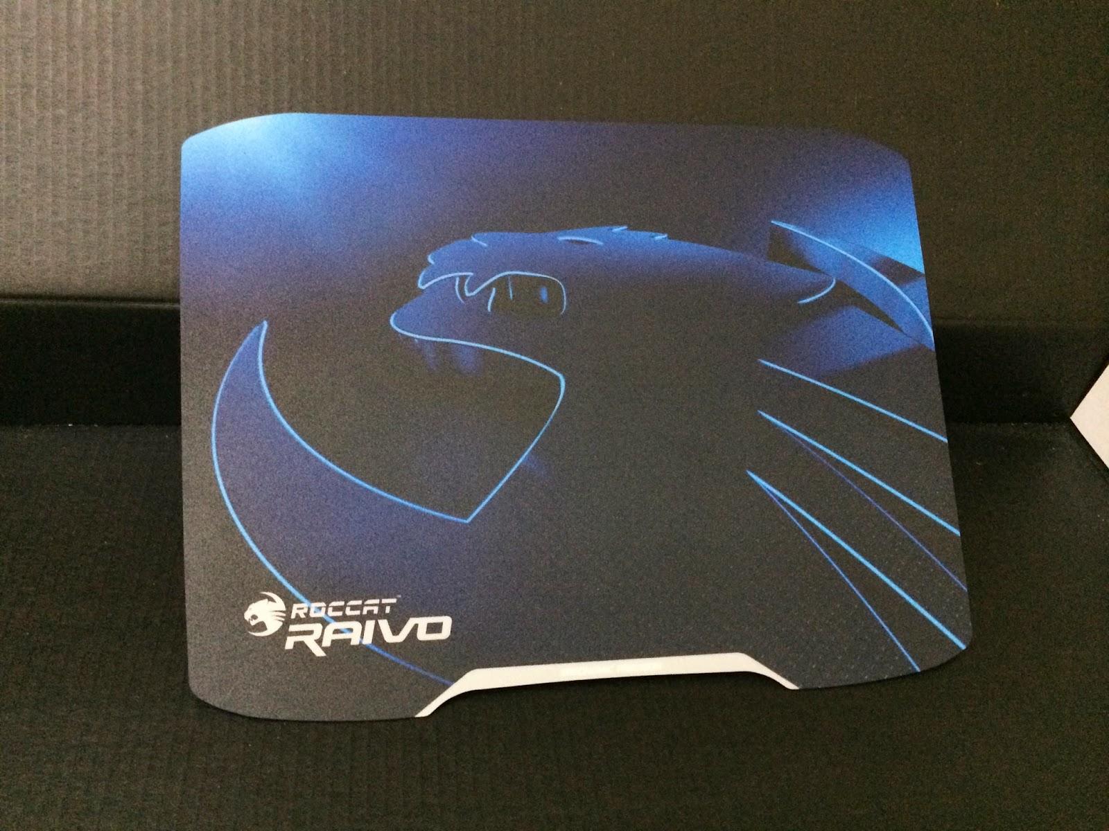 Unboxing & Review - ROCCAT RAIVO 29