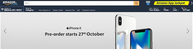 amazon-apple-iphone-x-pre-order-price-specifications-availability-details