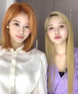 twice sana and mina