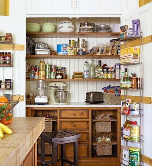 Dapur Cantik Serbaguna  Desain Rumah
