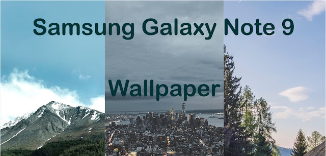 Download Wallpapers Samsung Galaxy Note 9 Full HD Gratis