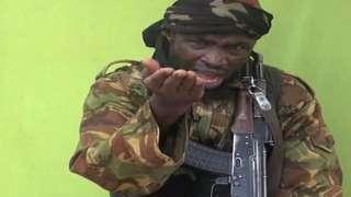 Boko Haram crisis: Nigeria air strike 'kills commanders'