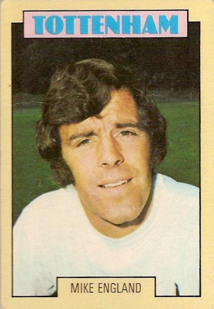 NEWCASTLE TERRY HIBBITT A/&BC-FOOTBALL 1973 BLUE BACK-#052