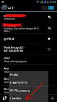 Tips menghemat daya Baterai HP di jaringan Wifi
