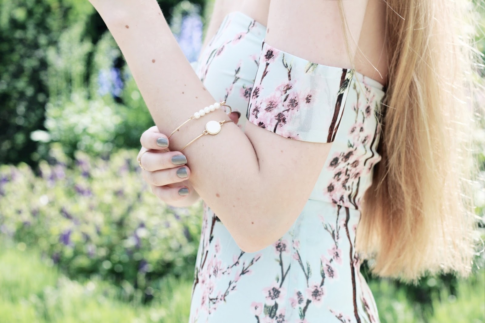 Pretty dainty jewellery from Boohoo