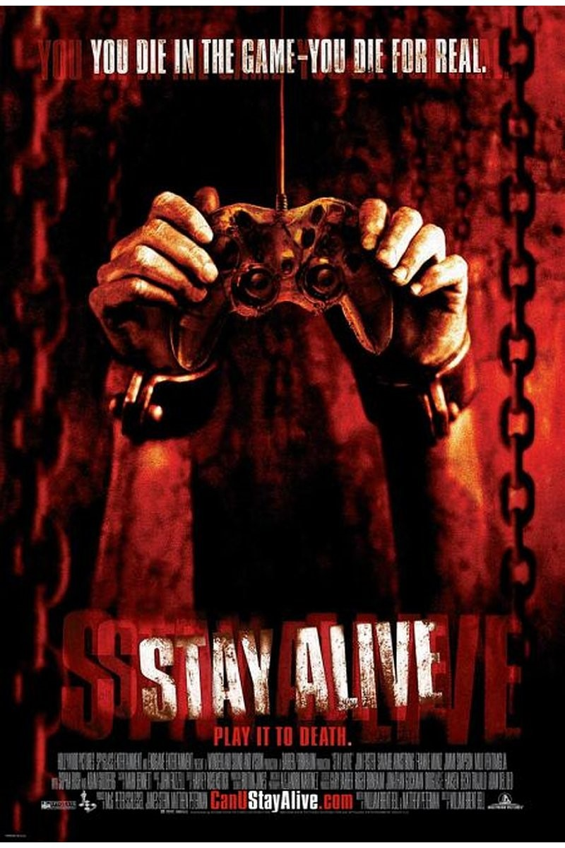 Stay Alive (2006) ταινιες online seires oipeirates greek subs