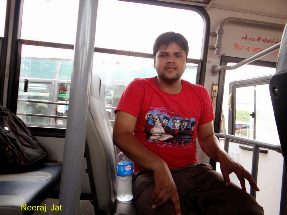 चन्द्रखनी दर्रे की ओर- दिल्ली से नग्गर