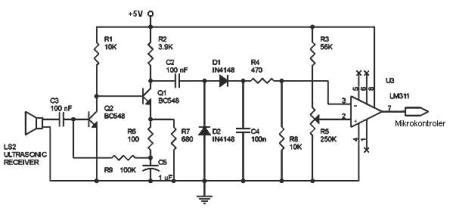 Makalah Sensor Ultrasonik Seputar Dunia Elektro