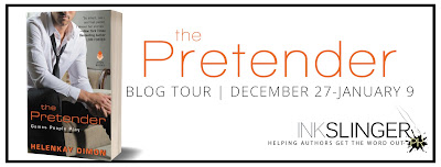 Bea's Book Nook, Excerpt, Giveaway, The Pretender, HelenKay Dimon