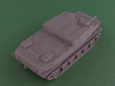 OT62 TOPAS Amphibious Armoured Personnel Carrier picture 7