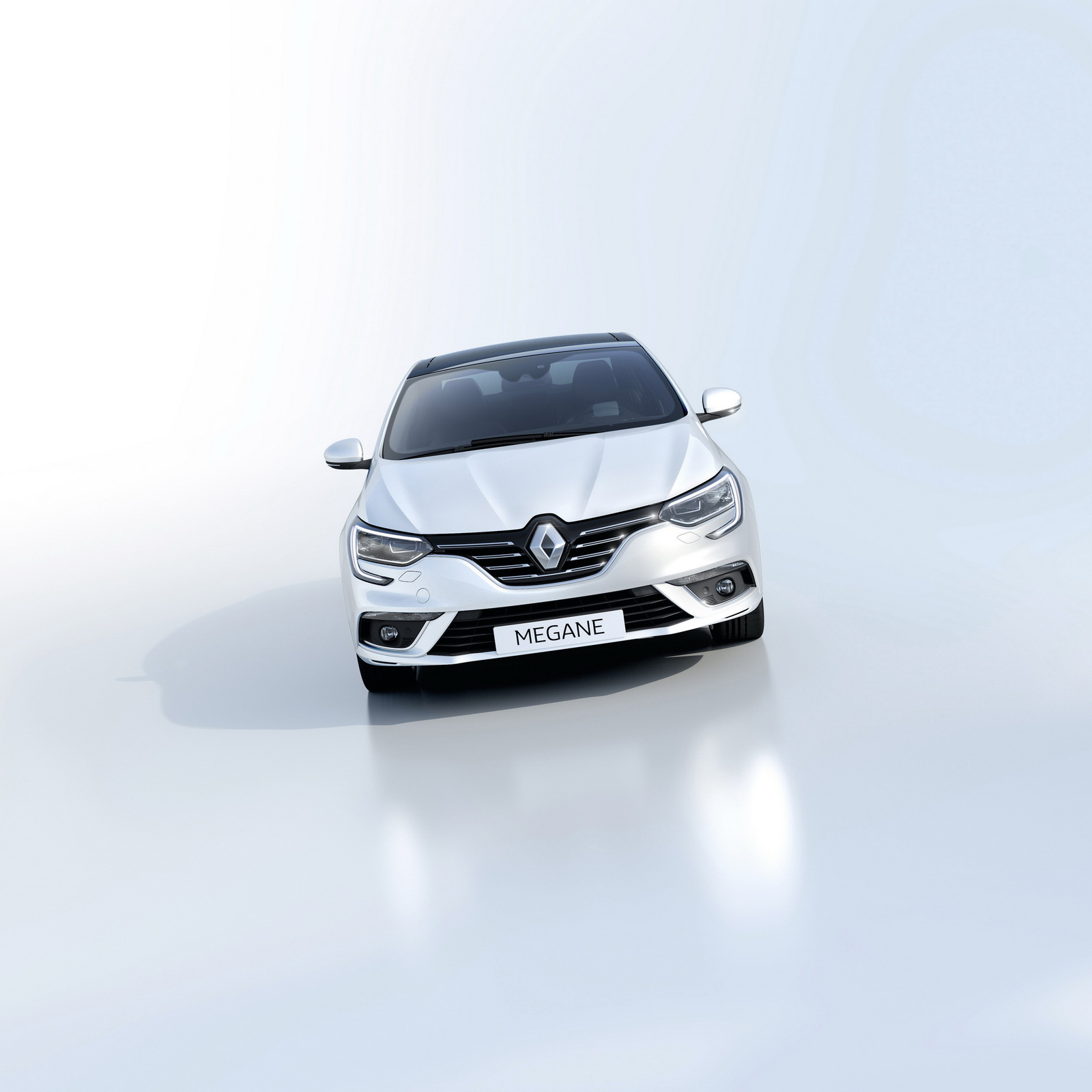 new renault megane sedan joins the range carscoops. Black Bedroom Furniture Sets. Home Design Ideas