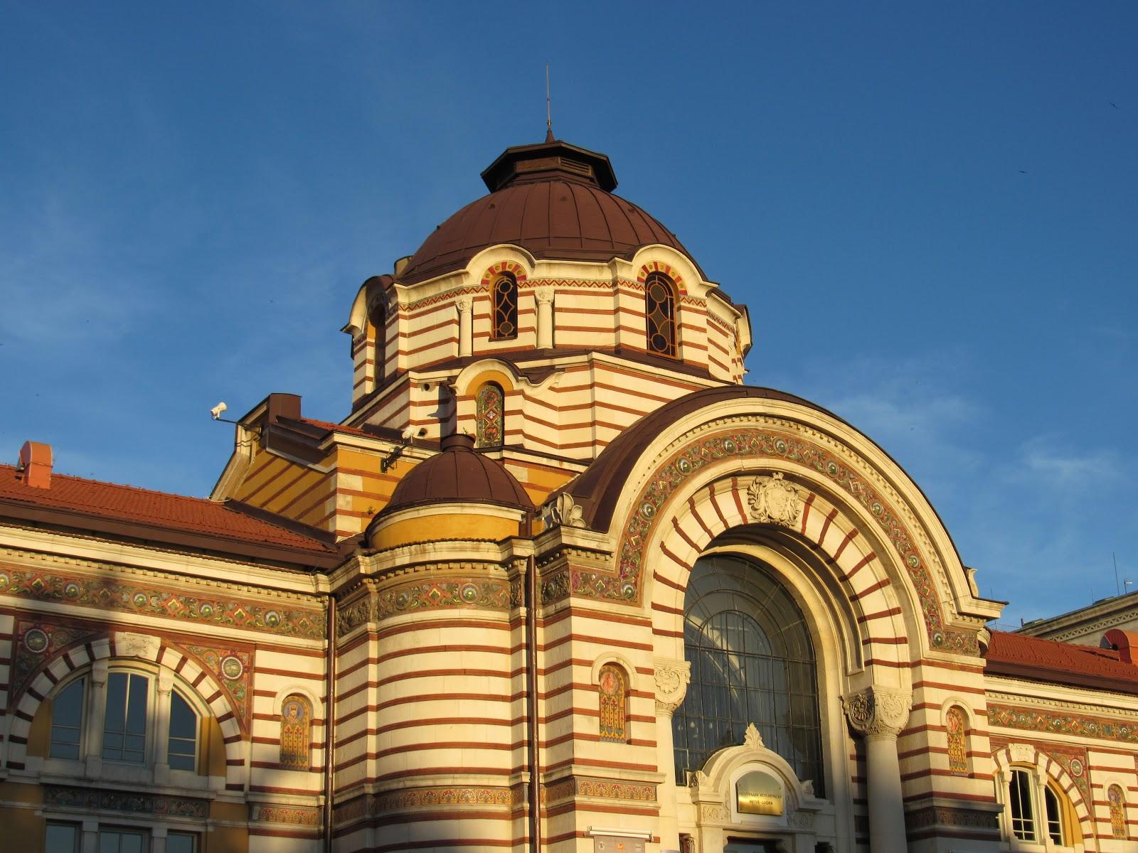 Bagni Termali Sofia : I love viaggi sofia bulgaria giugno