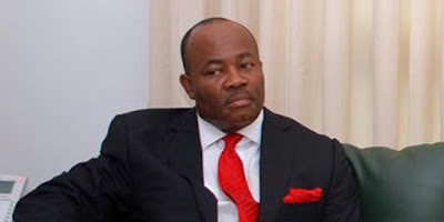 Senator Akpabio denies involvement in alleged bribery of Supreme Court Justices