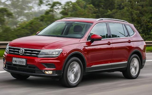 Volkswagen Driving Experience no Rio este fim de semana