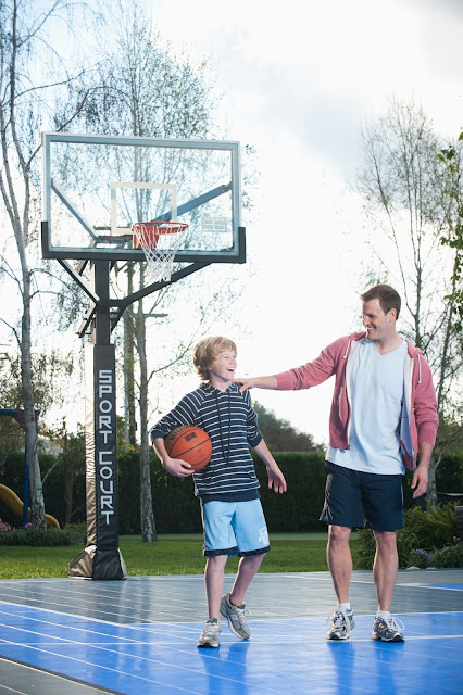 Be a Supportive Sports Father on and off the Court