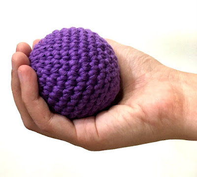 Crocheted Balls For A Cause: We Need Your Help!