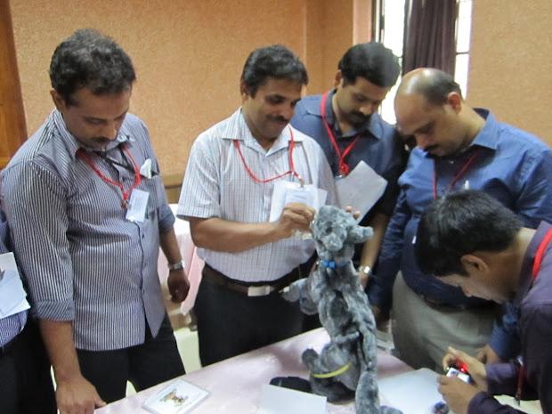 Jmicawe Activities International Colleagues Promote