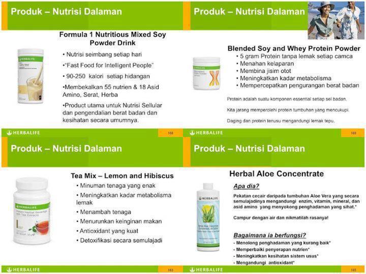 26 Manfaat dan Khasiat Herbalife Untuk Kesehatan, Kecantikan Serta Efek Samping