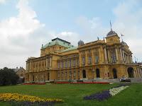 teatro nazionale zagabria