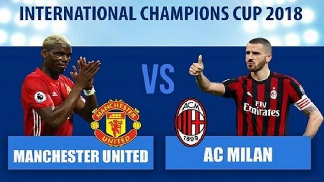 manchester united vs milan