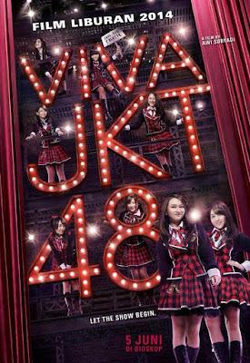 Poster Film Viva JKT48 (2014)