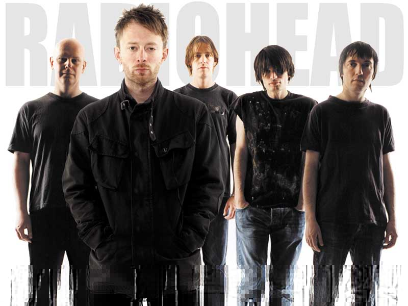 Radiohead orgia