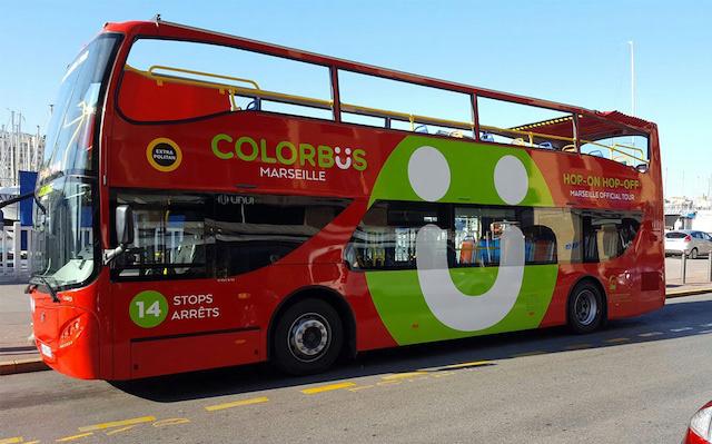 Passeio Ônibus Turístico - Colorbus