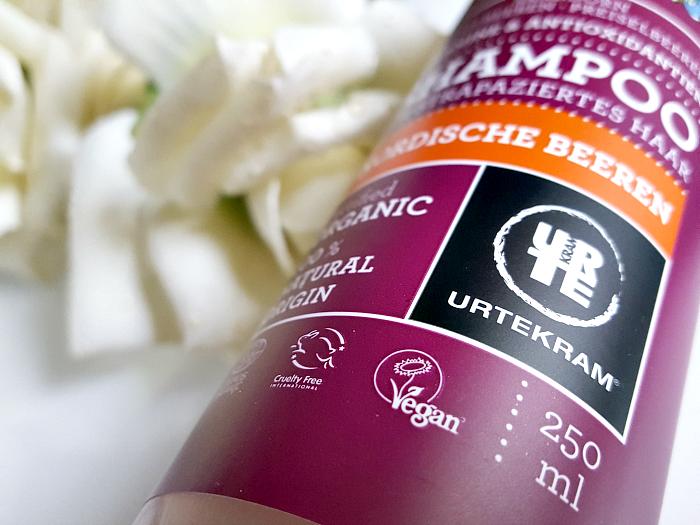 Review: Urtekram Bio-Körperpflege Nordische Beeren für Haut und Haare