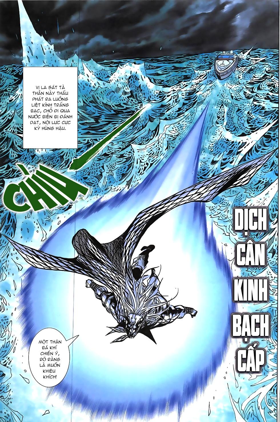 Hoàng Giả Chi Lộ chap 12.2 Trang 7 - Mangak.info