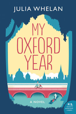 Blog Tour Review + Giveaway | My Oxford Year by Julia Whelan