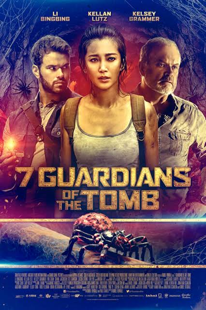 7 Guardians of the Tomb 2018 Legendado