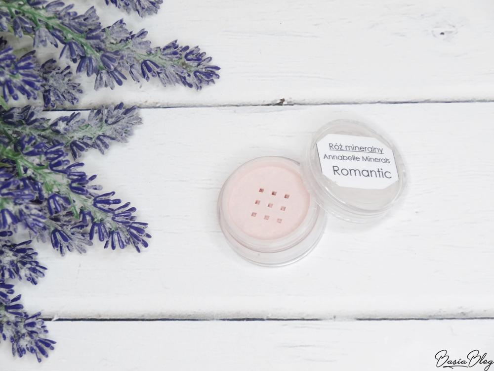 róż mineralny Annabelle Minerals Romantic