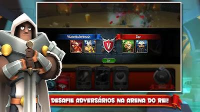 BattleHand MOD APK