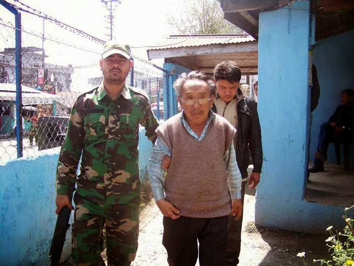70 years Father Mohan Singh Subba father and his son Karna Raj Subba  arrested for kidnapping kalimpong girl, recovered from Himachal