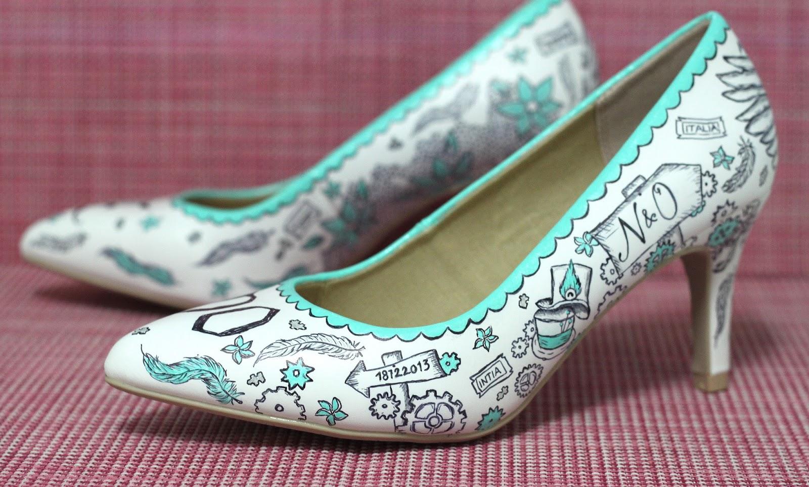 Kengät voivat olla esimerkiksi hääkengät 6c5c067acd
