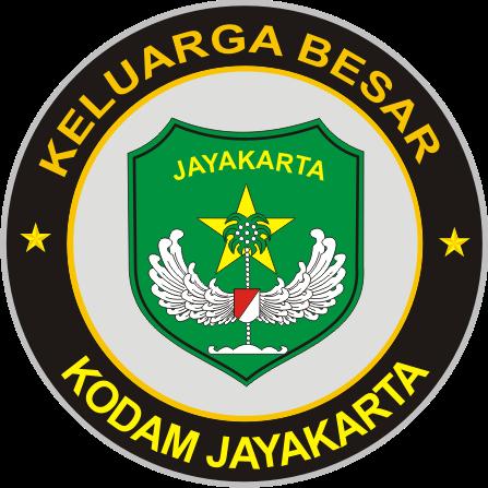 Logo Kodam Iv Diponegoro