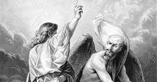 Como Lúcifer caiu e se tornou Satanás?