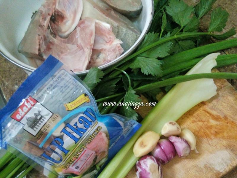 Sup Ikan Nyok-nyok