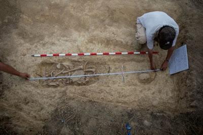 Κίνα: Ανακαλύφθηκαν αρχαίοι τάφοι παιδιών
