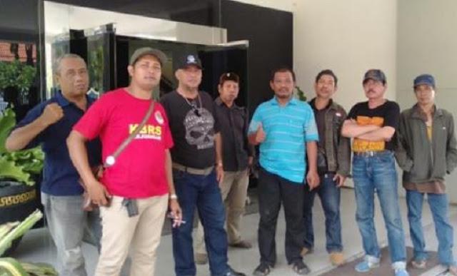 Aktifis KBRS Perjuangan Temui Kepala Bappeko Pemkot Surabaya, Ada Apa?