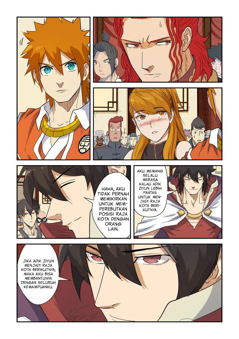 Tales of Demons and Gods Chapter 139.5