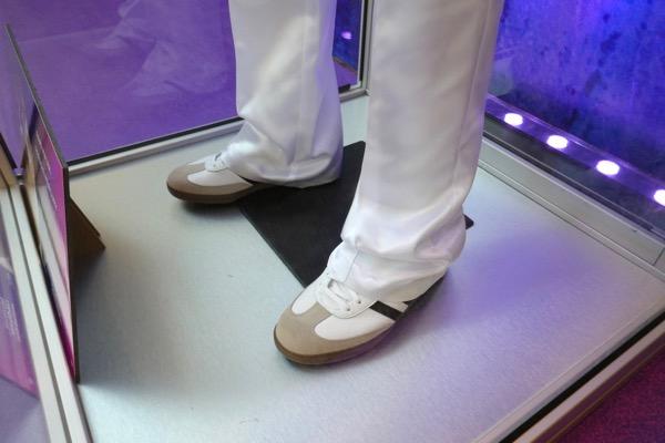 Freddie Mercury Bohemian Rhapsody costume footwear