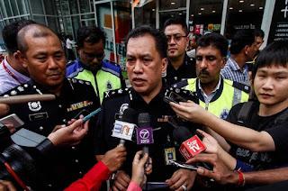 25 das tembakan di pusat hiburan tanda amaran, kata polis