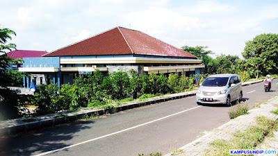 Jalan Lingkar FPIK Undip