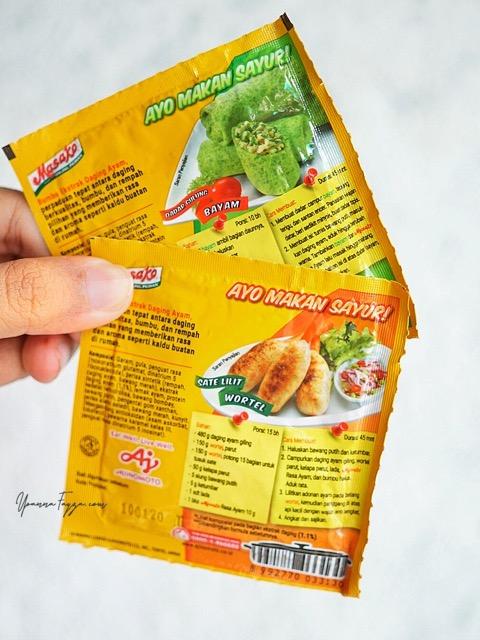 resep praktis mengolah sayur