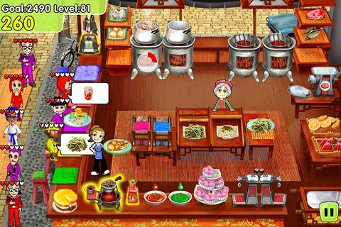 cooking dash Apk